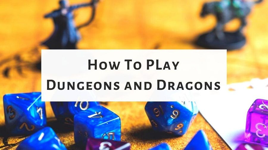 How to Play Dungeons and Dragons for Beginners