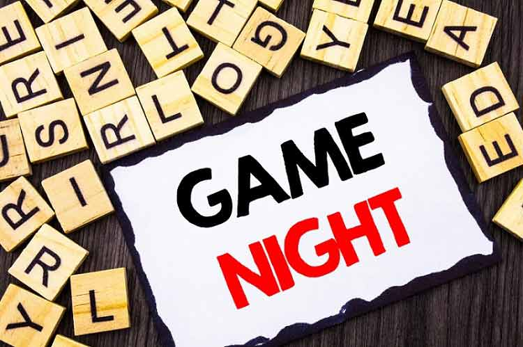 how to host a board game night