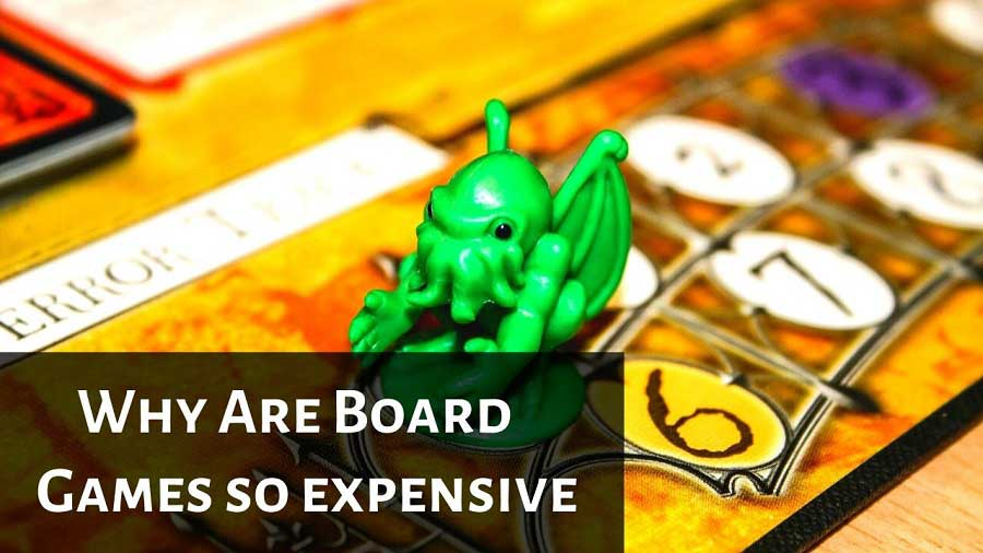 why are board games so expensive