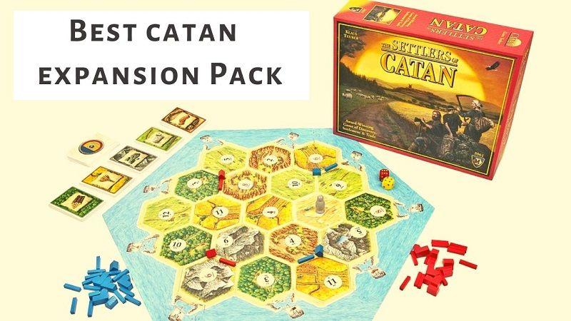 Best Catan Expansions