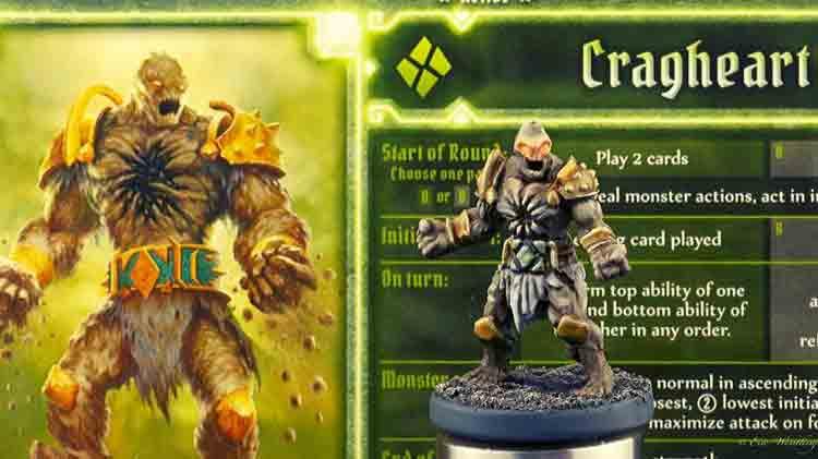 Cragheart Character