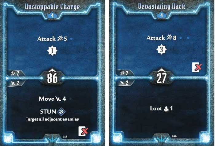 brute level 4 cards