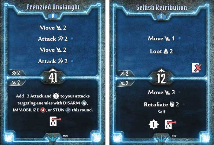 brute level 8 cards