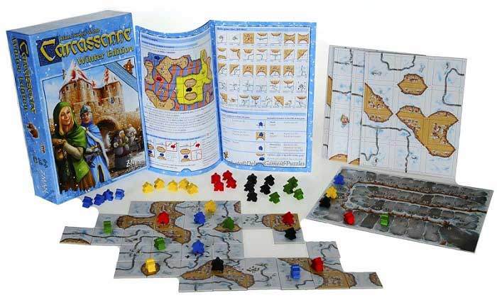 Carcassonne Expansions Review