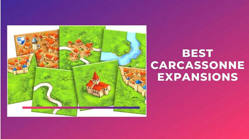 best carcassonne expansions