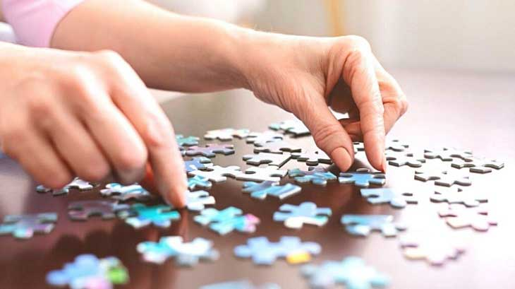 How To Solve Jigsaw Puzzles Fast