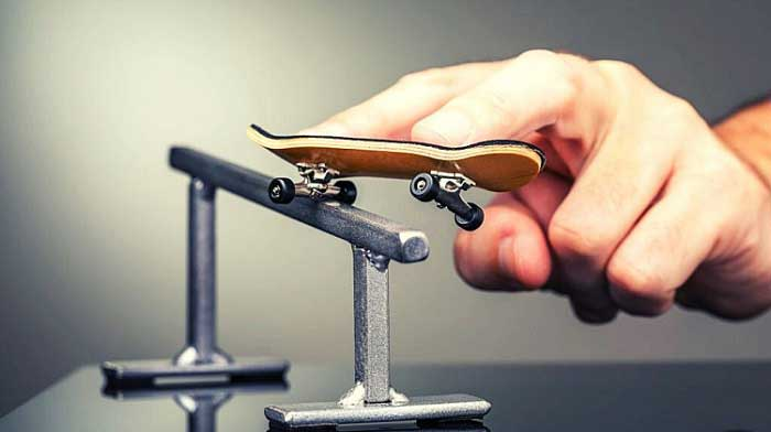 What Is FingerBoarding