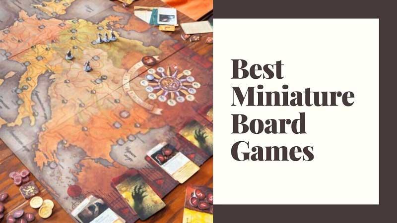 best miniature board games