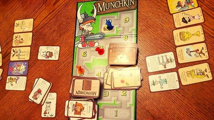 how to play munchkin