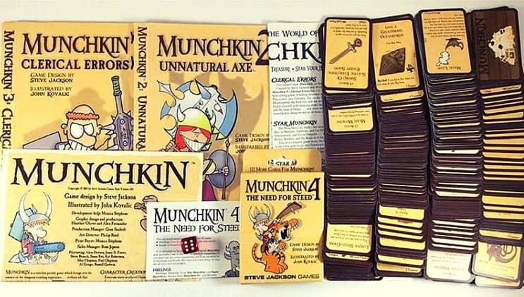munchkin expansion packs