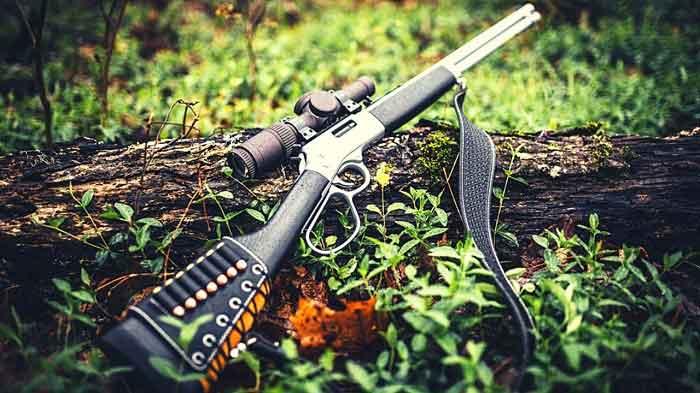 Henry Big Boy 44 Magnum Rifle Scope