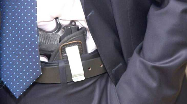 S and W Bodyguard 380 Holster