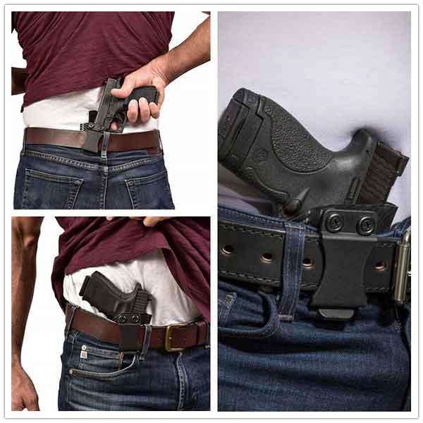 Taurus PT111 G2 holster